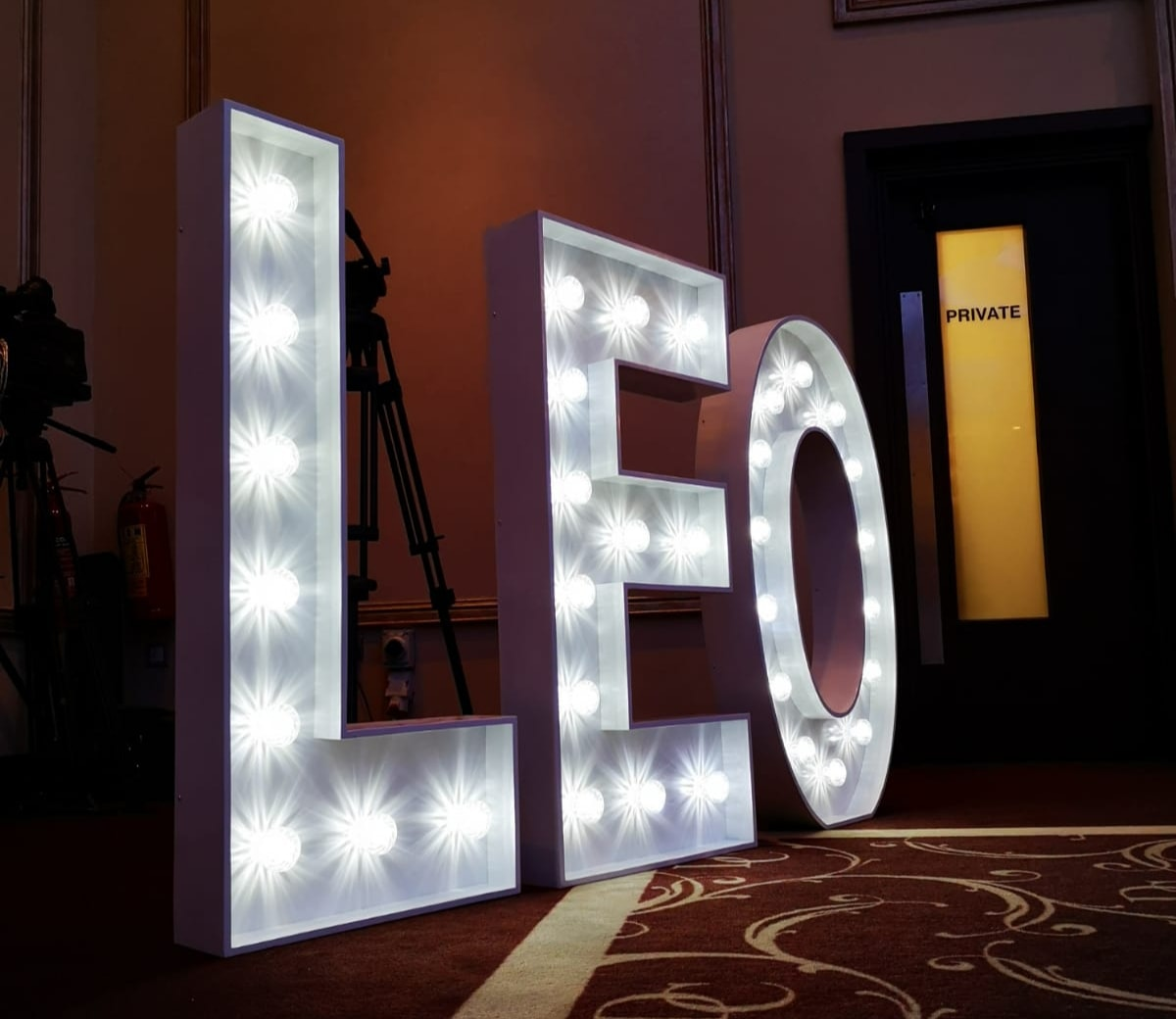 LEO-Light-Up-Letters