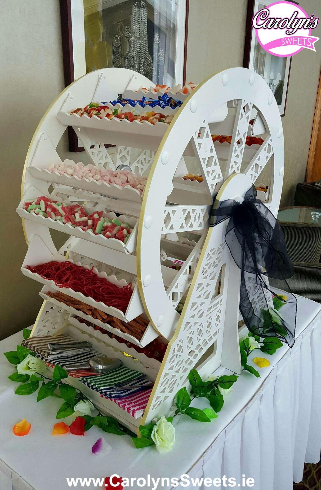 Candy Ferris Wheel Hire0 2