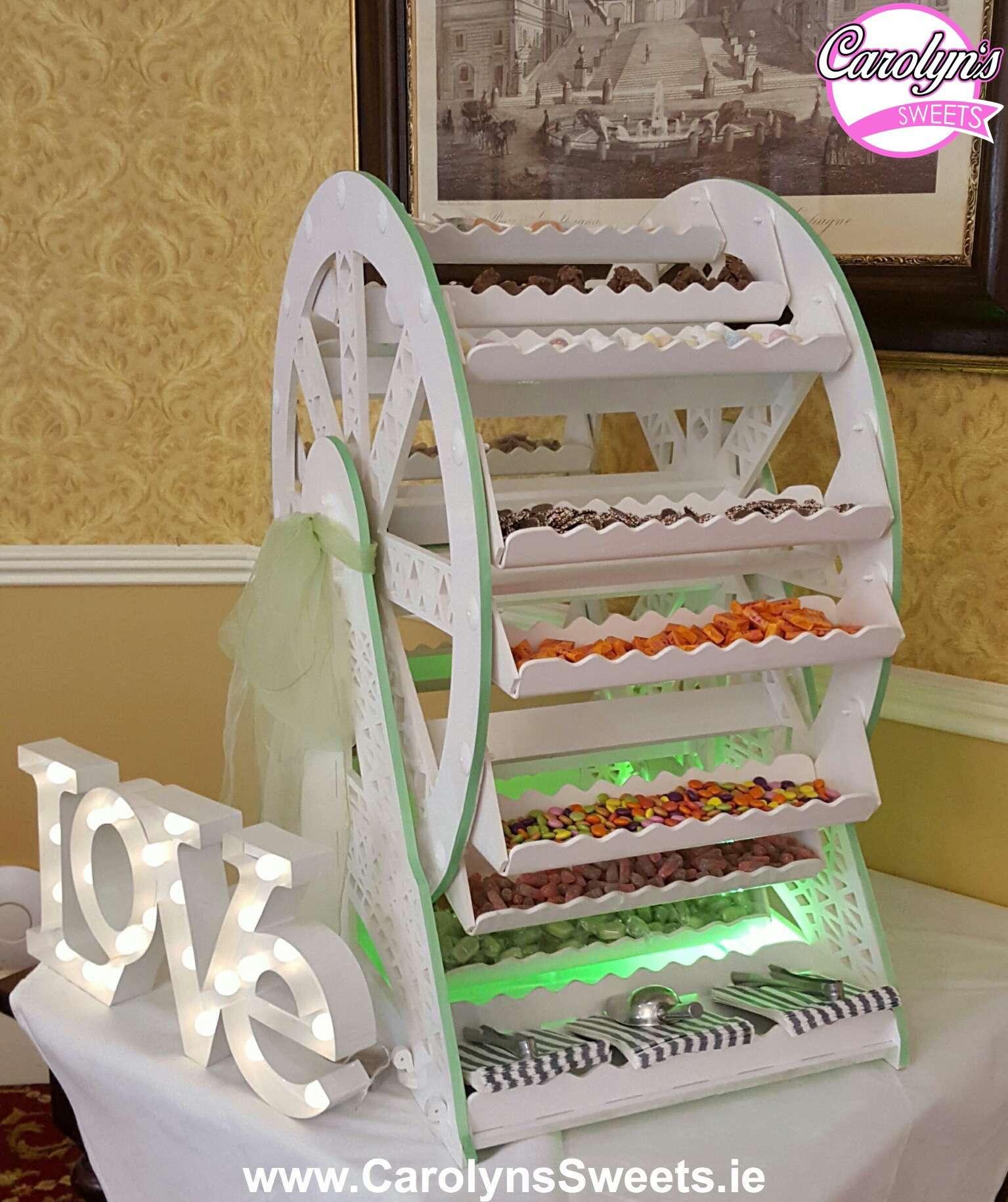 Candy Ferris Wheel Hire1 2