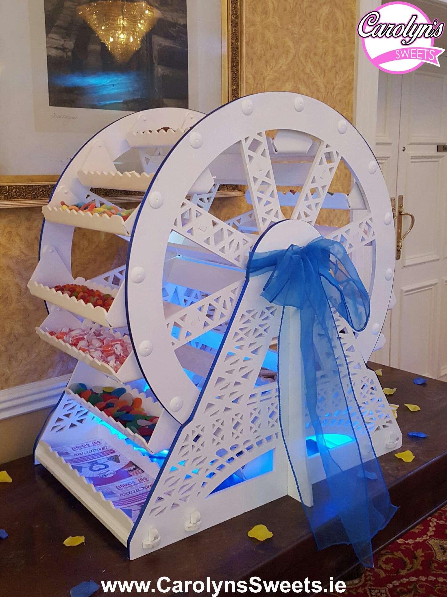 Candy Ferris Wheel Hire2 2
