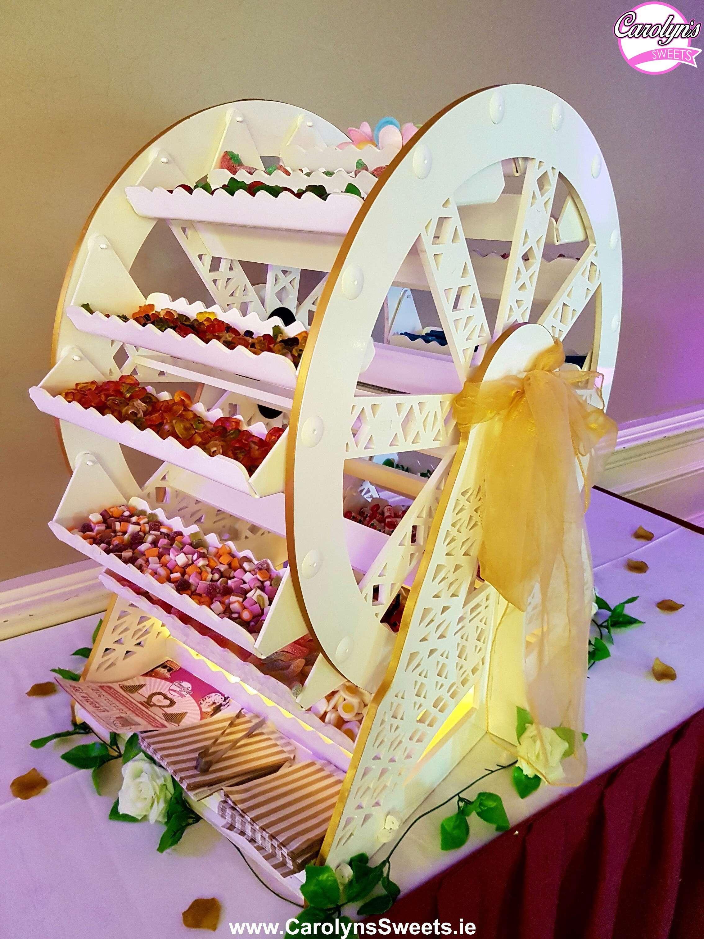 Candy Ferris Wheel Hire3 2