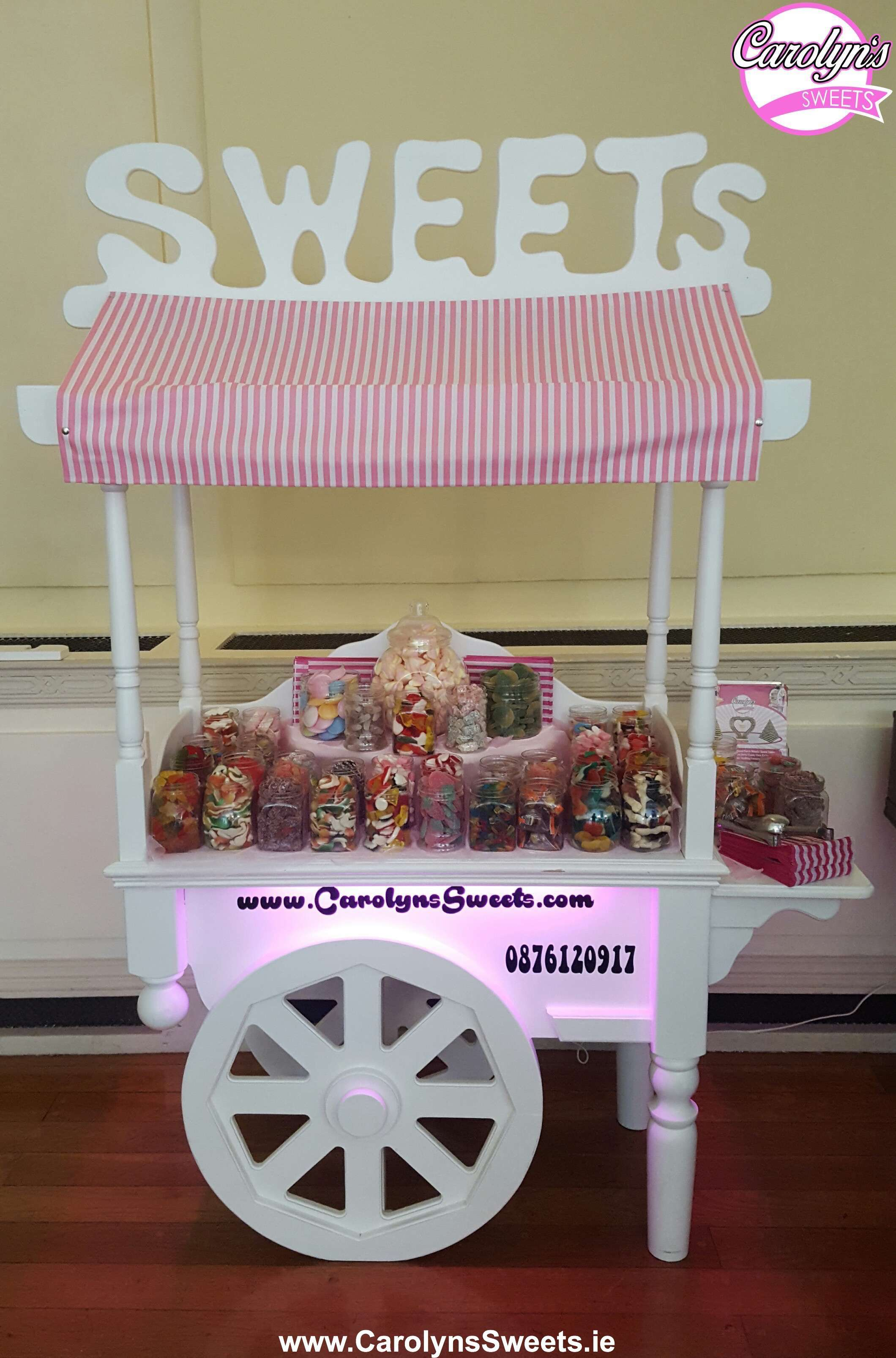 Childrens Candy Cart Hire1 2