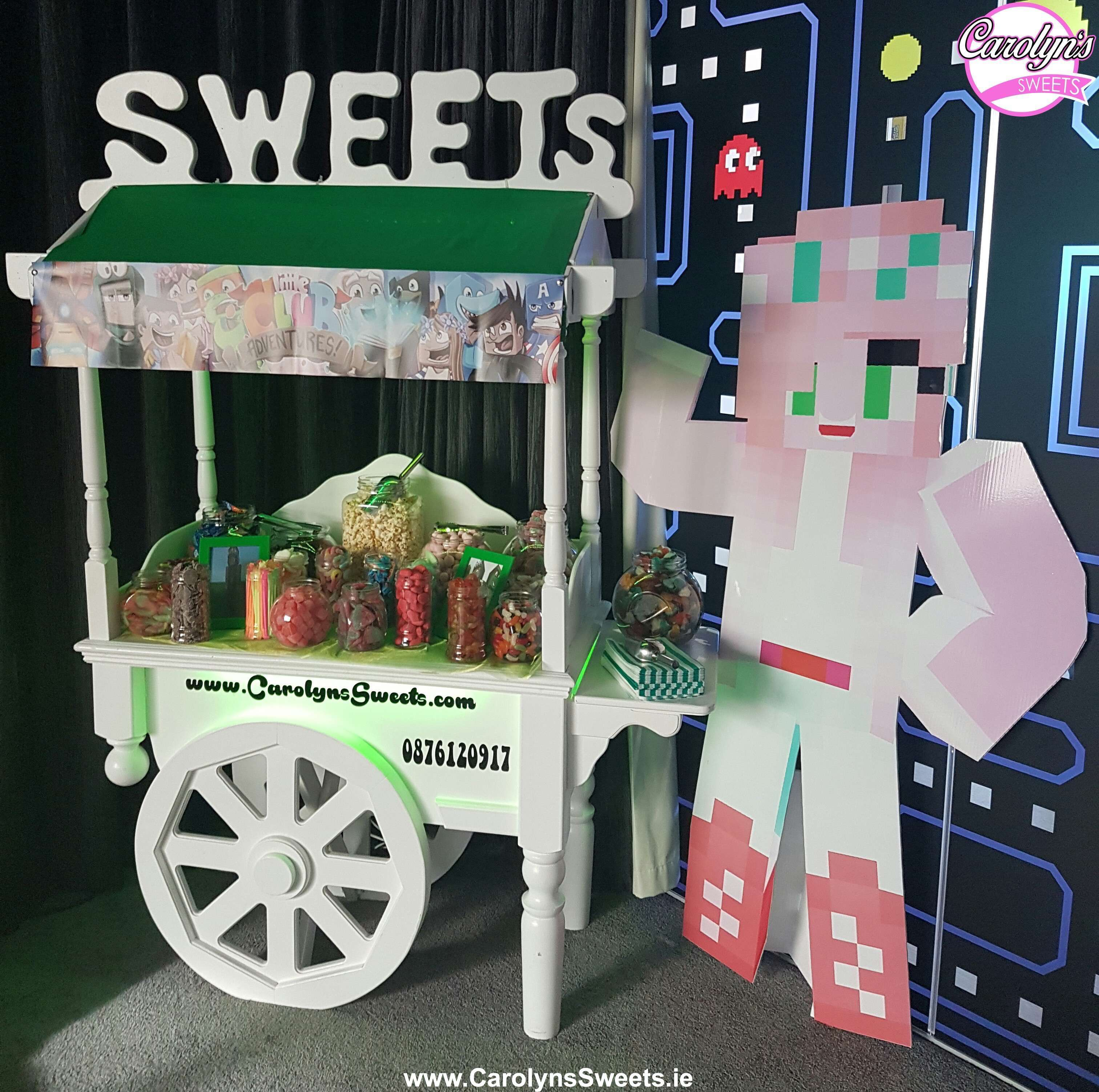 Childrens Candy Cart Hire3 2