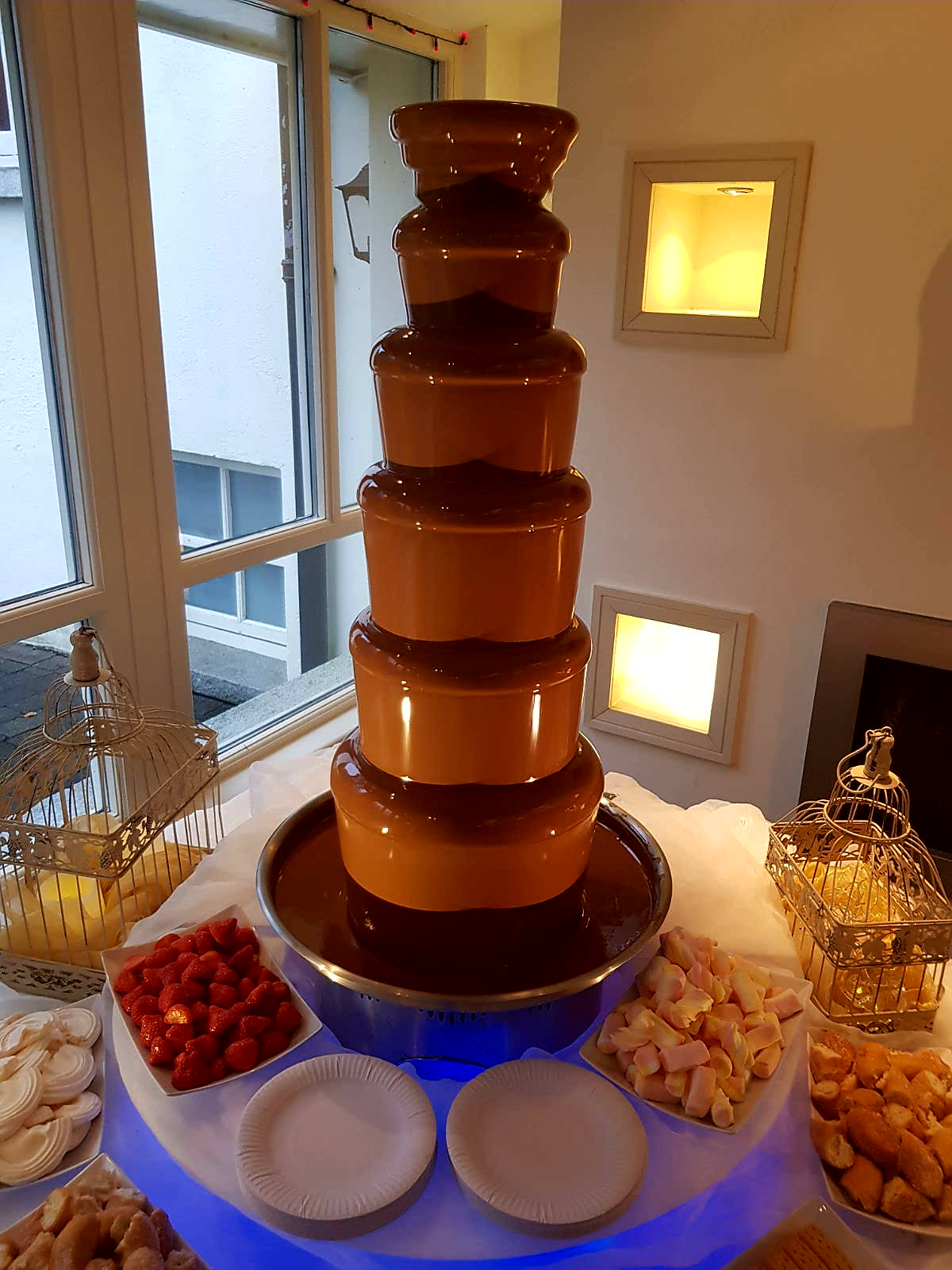 Chocolate Fountain Hire
