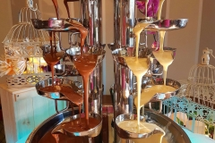 Double Chocolate Fountain Hire0 2