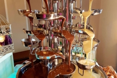 Double Chocolate Fountain Hire2 2