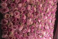 Flower-Wall-Pink