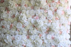 Flower-Wall-White