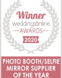 Photo Booth Supplier Of The Year