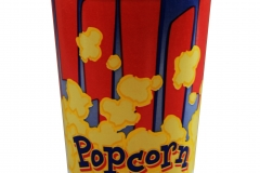 Popcorn-Tub
