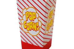 Stripe-Popcorn-Box