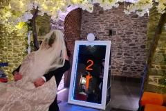 Selfie Mirror Wedding