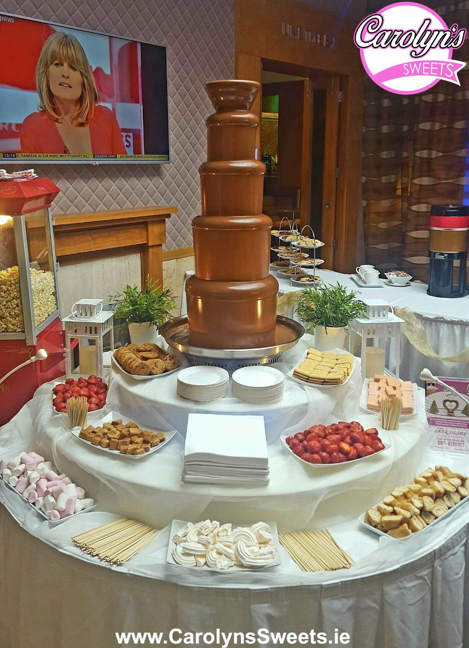 Chocolate Fountain Hire1 2