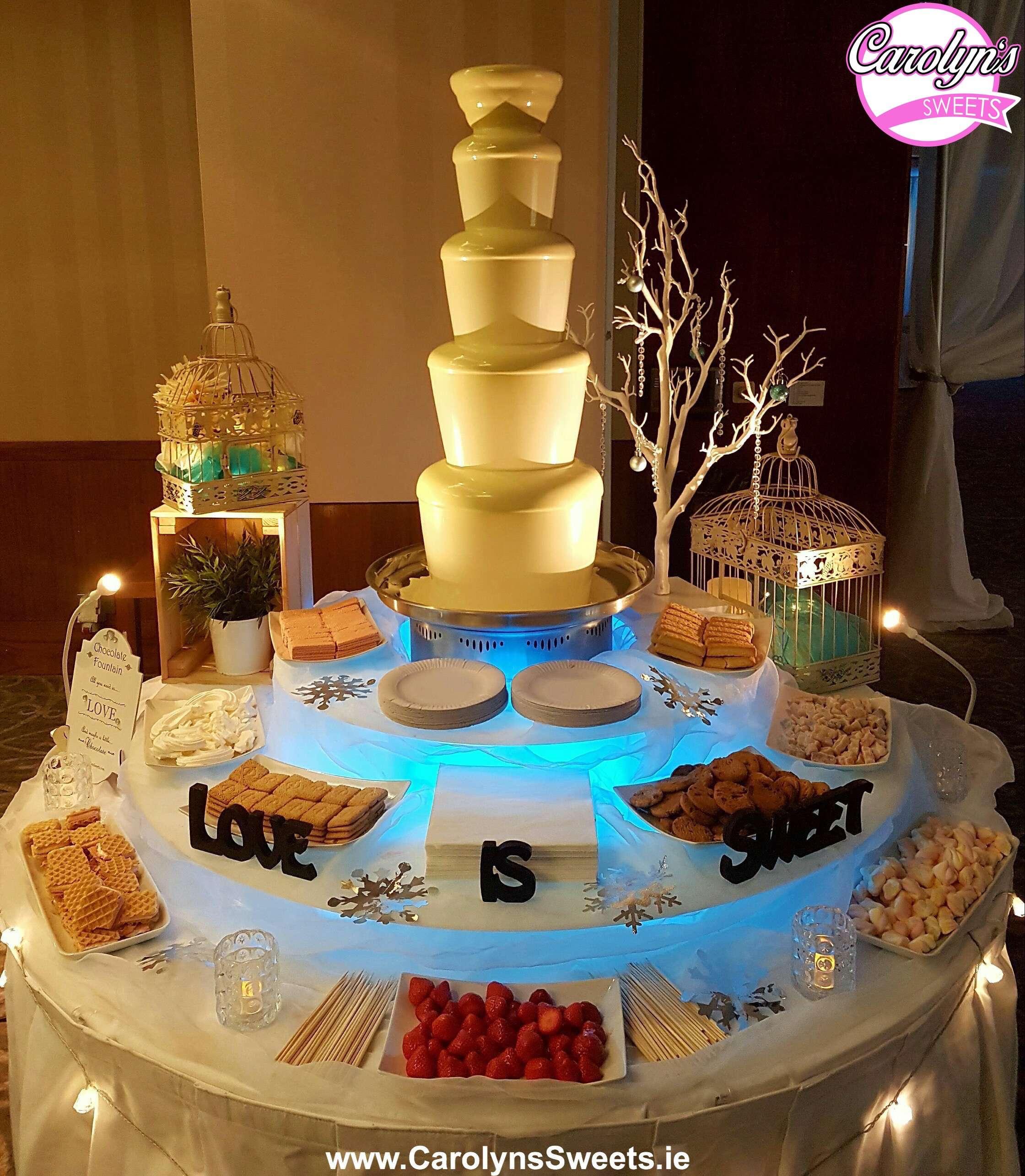 Chocolate Fountain Hire3 2