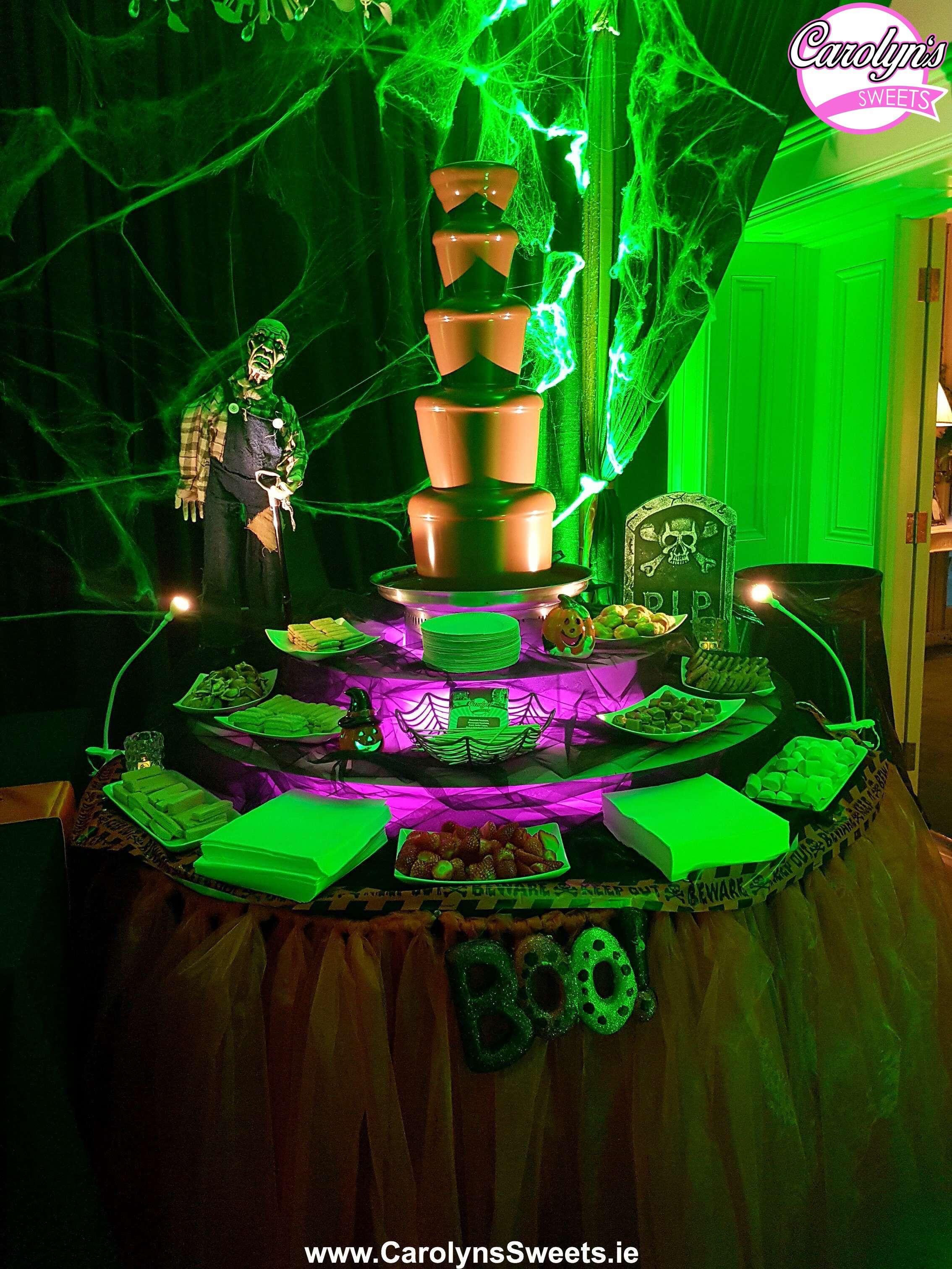 Chocolate Fountain Hire4 2