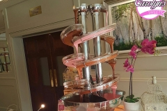 Triple Chocolate Fountain Hire2 2