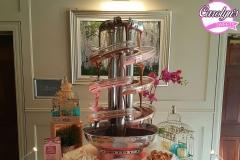 Triple Chocolate Fountain Hire3 2