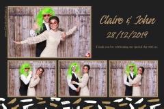 Claire & John Tankardstown House