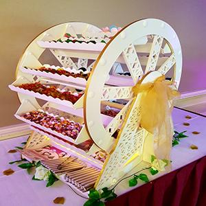 Candy Ferris Wheel Hire Ireland