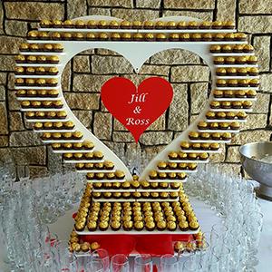 Ferrero Rocher Hire Ireland
