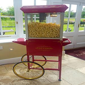 Popcorn Machine Hire Ireland